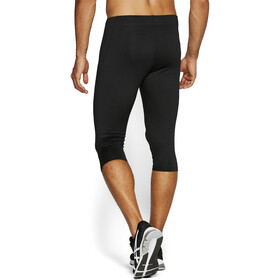 asics Silver Knee Tights Herre performance black